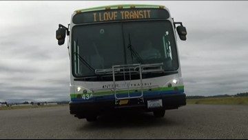 Thurston County buses to launch zero-fare pilot in January
