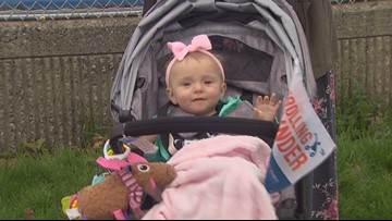 Everett family rallies in DC for paid family leave, affordable child care