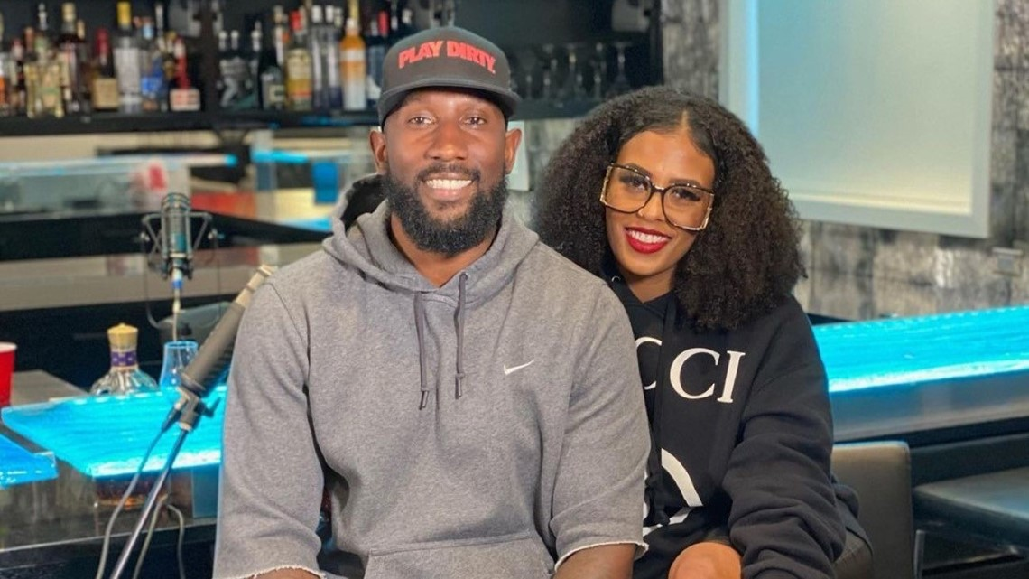 Marcus and Jessica Trufant are getting 'Truly Unruly' in their new podcast!