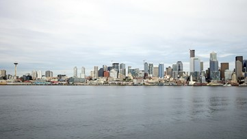 Seattle has driest November in more than 40 years