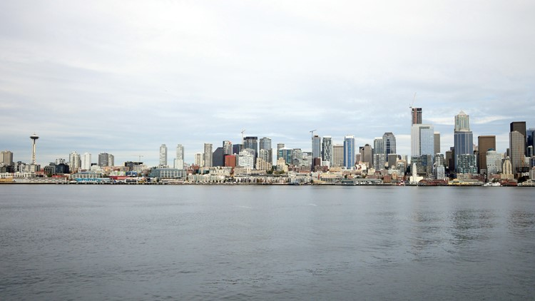 Coldest June day in 9 years recorded at Sea-Tac