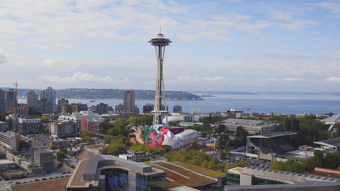 First items for new Space Needle time capsule revealed