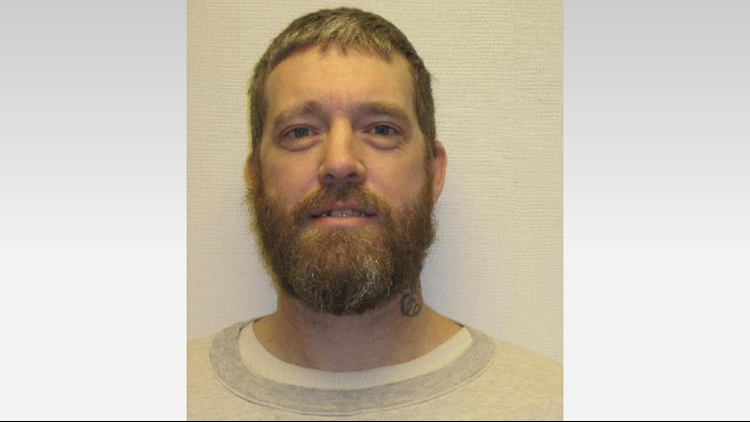 Tim O. Day, 44, of McCleary. (Photo: Department of Corrections)