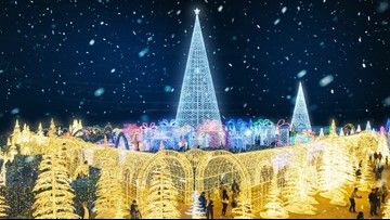 Winter wonderland Enchant returns with an all-new experience - What's Up This Week - KING 5 Evening