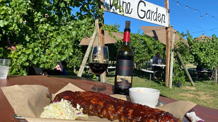 Taste BBQ and do yoga at these Chelan-area Wineries