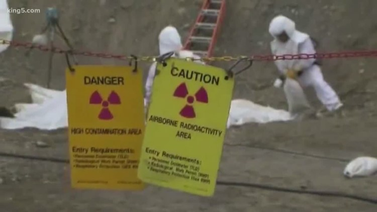 3 structures at high risk of collapsing at Hanford site