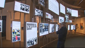 Smithsonian exhibit honoring 'men of change' now opened in Tacoma