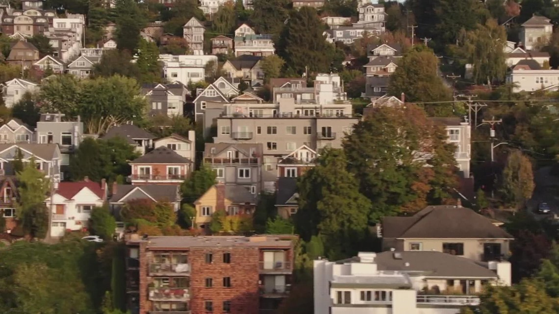 Seattle area housing market shows early signs of cooling down