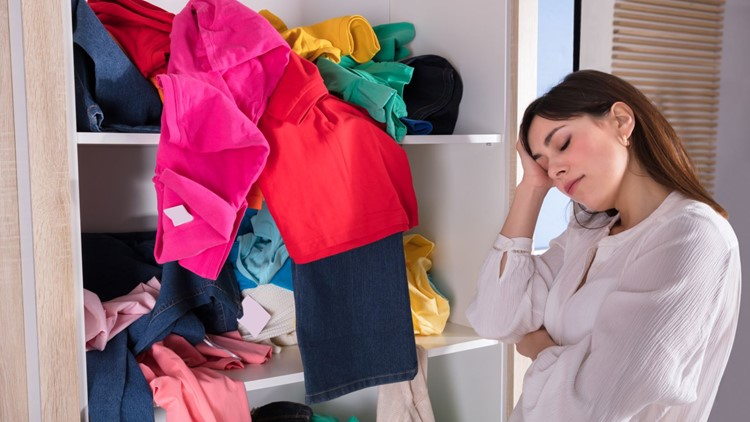 The clutter in your home or office could be damaging your wellbeing