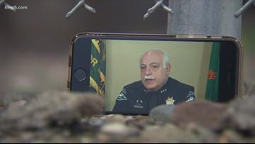 Pierce County sheriff talks homelessness