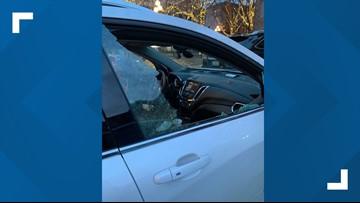Police investigating shooting on I-5 in Tukwila