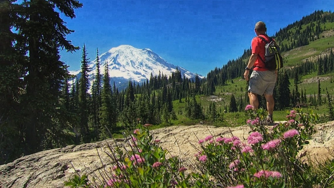 Mother Nature made attractions bring millions to the outdoors - 2019's Best - KING 5 Evening