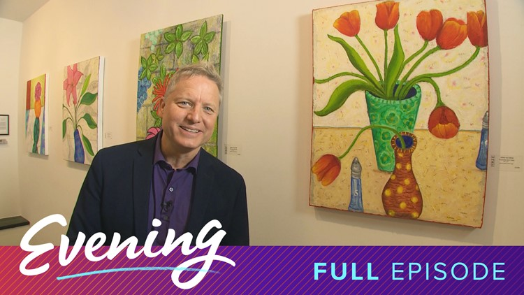 Tues 9/17, Fogue Studios in Georgetown in Seattle, Full Episode, KING 5 Evening