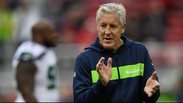 Seahawks extend head coach Pete Carroll through 2021