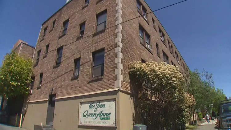 King County buys hotel for supportive housing for chronically homeless