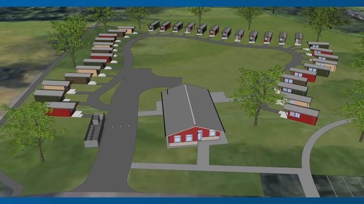 Orting Veterans Village