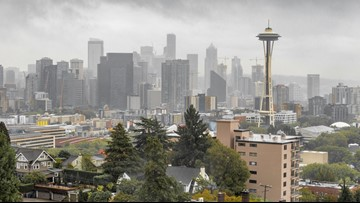 Puget Sound region drying out ahead of next weather system Friday