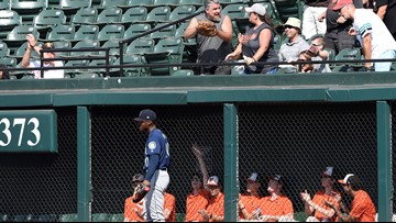 Davis first September HR lifts Orioles past Mariners 2-1