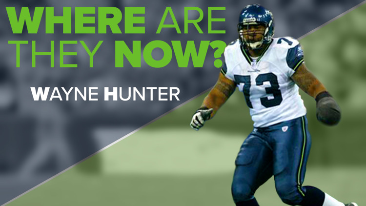Seahawks: where are they now? Wayne Hunter