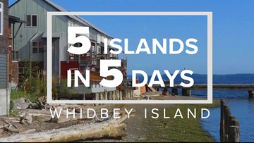 5 Islands in 5 Days: Whidbey Island