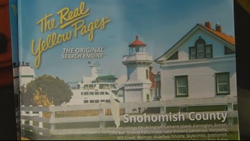 In the Google age, Snohomish County residents call out phone book deliveries