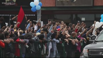 Nipsey Hussle's memory unites crowds from Los Angeles to Seattle