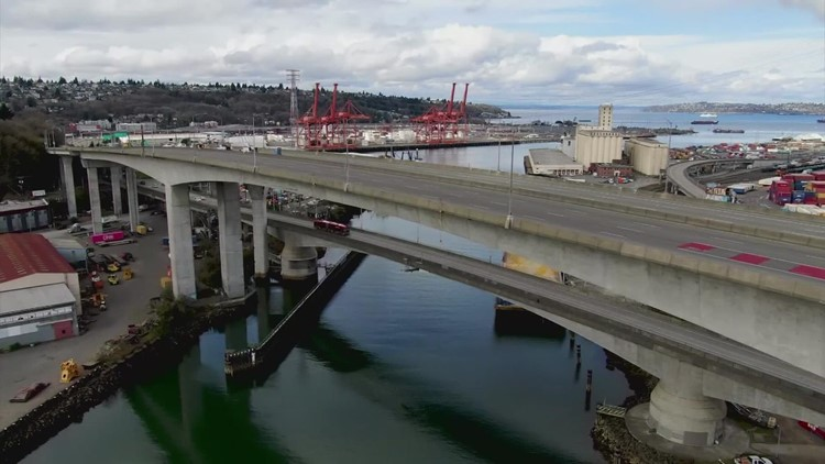 West Seattle residents continue to deal with bridge headaches