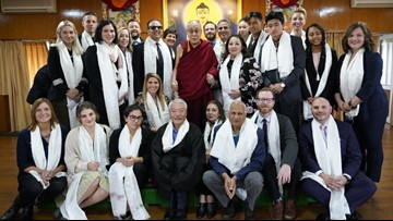 How a teen from Olympia met the Dalai Lama and the inspiration he gave her