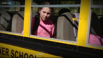 Bonney Lake child with autism traumatized by school bus assault