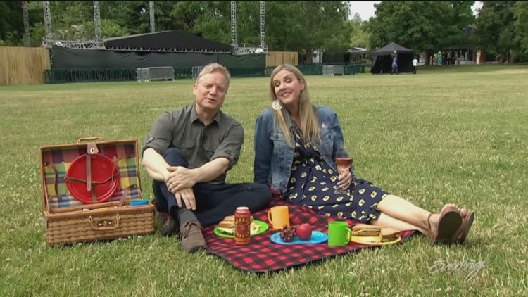 6/13 Thu, ZooTunes at Woodland Park Zoo in Seattle, Full Episode, KING 5 Evening