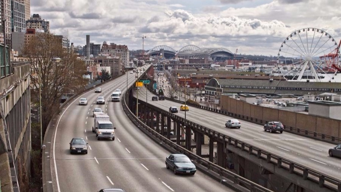 What will Seattle traffic look like without the viaduct? | king5 com