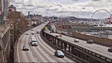 What will Seattle traffic look like without the viaduct?