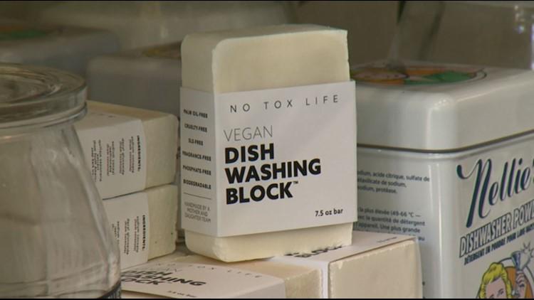 Zero Waste Seattle Store Offers Alternatives To Plastic