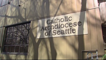 Seattle Archdiocese settles 6 sex abuse cases for nearly $7 million