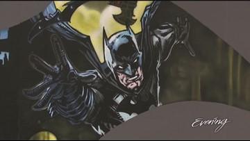 Mural in Seattle celebrates 80 years of Batman