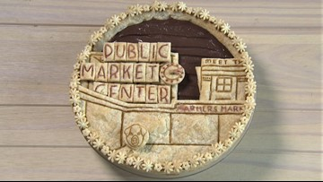 Seattle landmarks top these mind-blowing pies