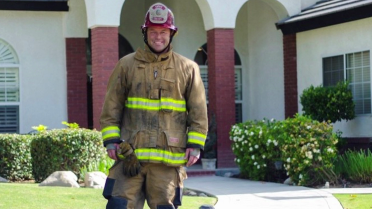 California firefighter sheds light on job-related mental health issues in new book