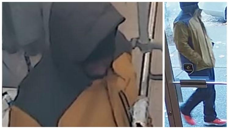 Ballard purse snatch suspect