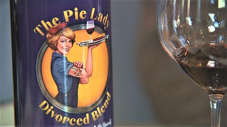 The Pie Lady Elsom Cellars