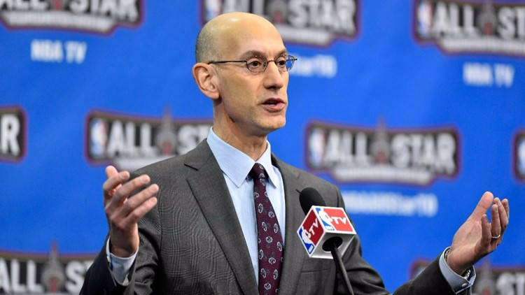 NBA commissioner, team owners talk league expansion and valuation