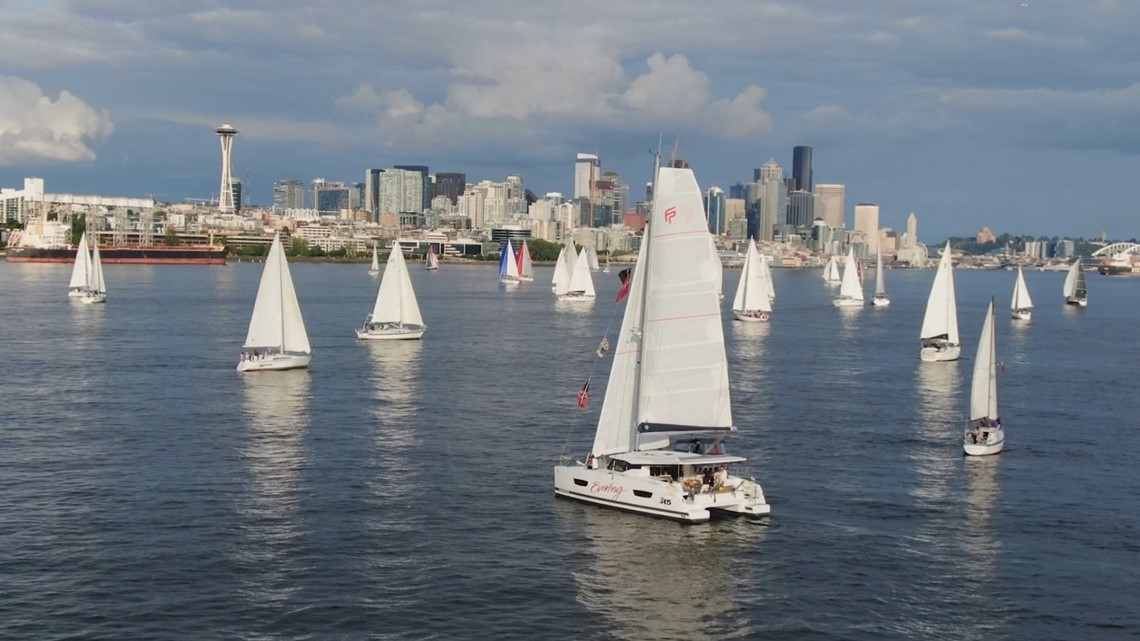 How visitors and locals alike can set sail on the Puget Sound