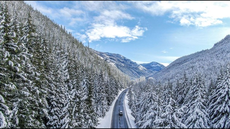 Crystal Mountain launches bus service from Seattle-area to the slopes for $40
