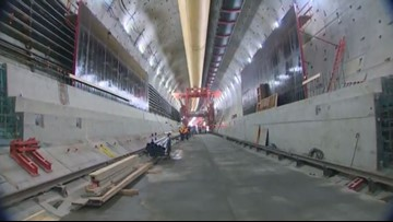 SR 99 tunnel toll rates could range from $1 to $2.25