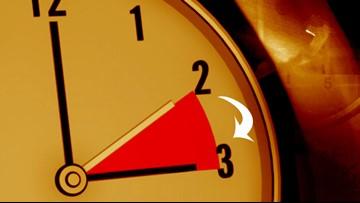 Washington bill proposes year-round Daylight Saving Time