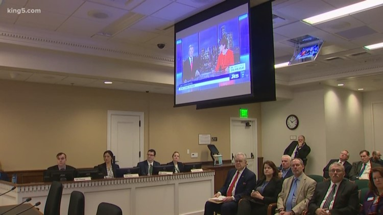 Lawmakers propose sweeping reform for special purpose taxing districts after KING 5 investigation