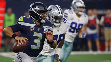 Seahawks QB Russell Wilson shocked by Odell Beckham trade to Browns