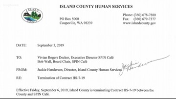 Island County cuts $100,000 in funding from Oak Harbor homeless center