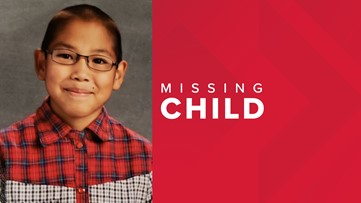 10-year-old boy missing from rural area of Mason County