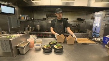 Bainbridge Island restaurant offers free rice bowls during coronavirus outbreak
