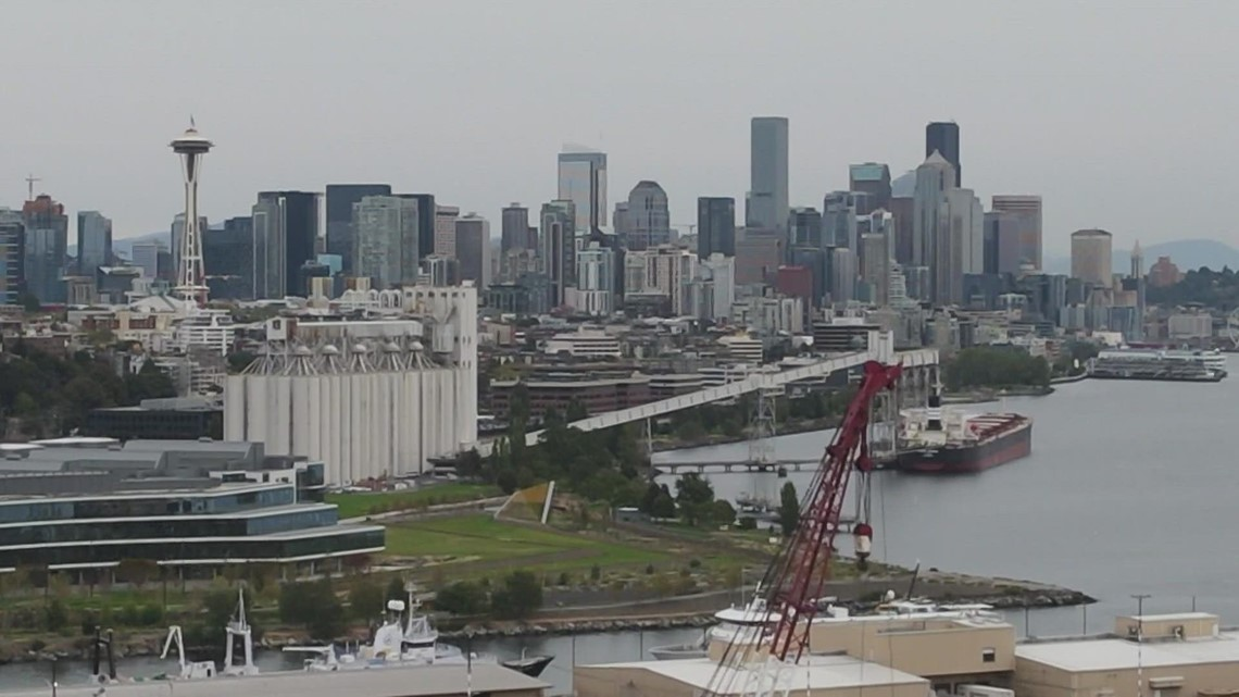 Runoff and toxins a concern for Puget Sound as heavy rain approaches